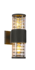Translucent glass lamp
