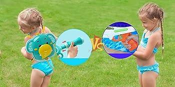 Integrated Children's water gun toys.