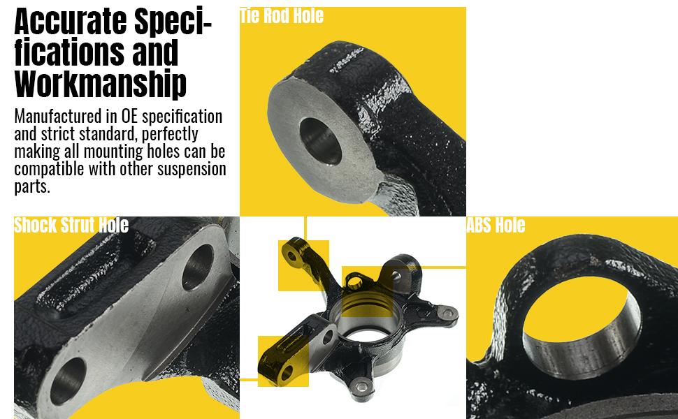 Steering Knuckle 05