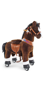 pony cycle riding horse toy ride on pony for toddlers horse toy
