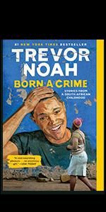 Trevor Noah Born A Crime
