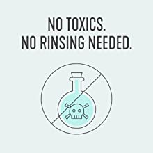 All natural cleaning! No toxic chemicals, a natural organic cleaner!
