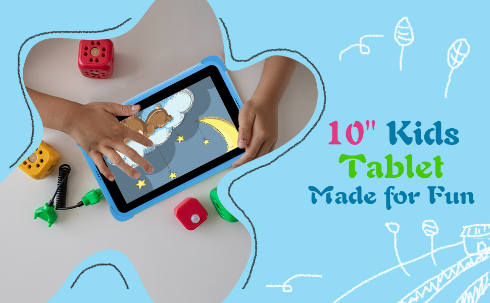 android tablet for children