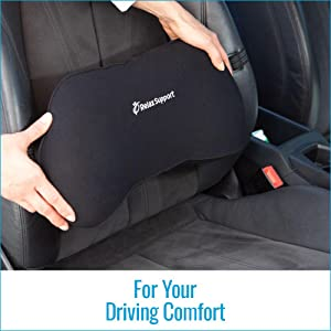 Relax Support RS1 Back Support Pillow Car office Cushion