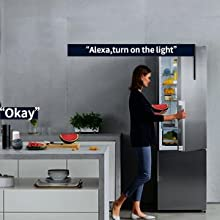 Compatible with alexa,google home