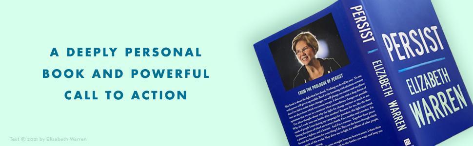 Persist Elizabeth Warren