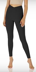975 cross waist yoga leggings