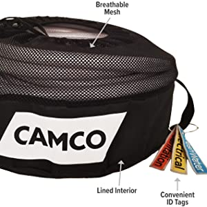 RV utility storage bag