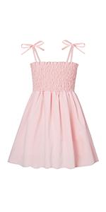 Vieille Toddler Girls Children Sundresses 3T Holiday Summer Dresses for 3 Year Old Girls