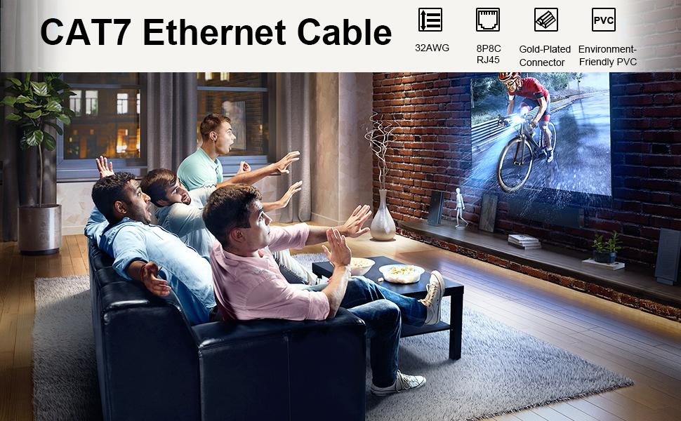 cat 7 enternet cable/lan cable