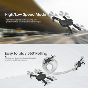 Foldable Quadcopter Drones for Adults
