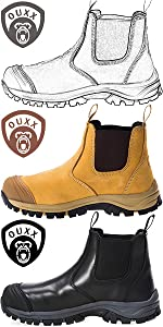 OUXX Work boots for men OX022 OX023 300X600 2