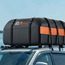 luggage carrier for car rooftop