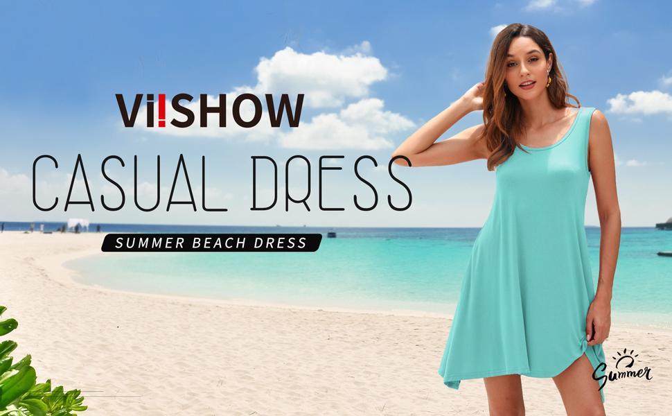 T-Shirt Loose Dresses