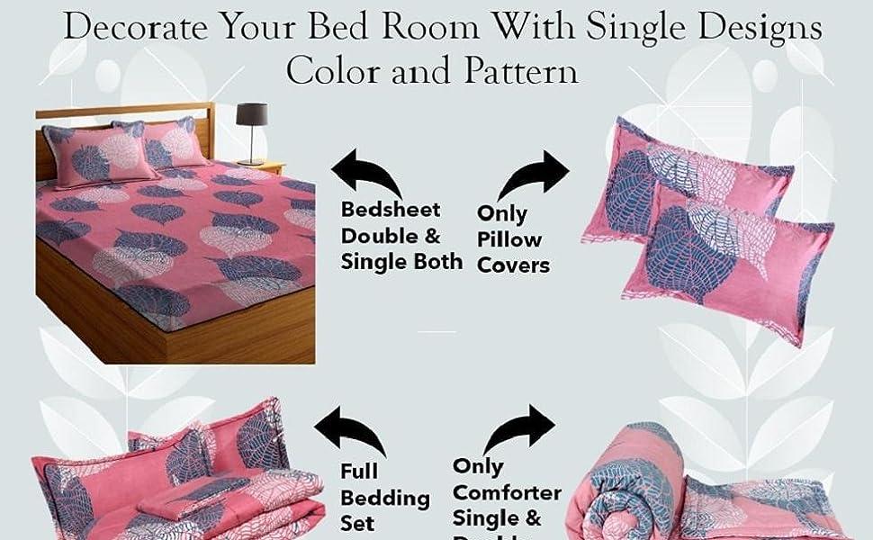 bed sheet comforter
