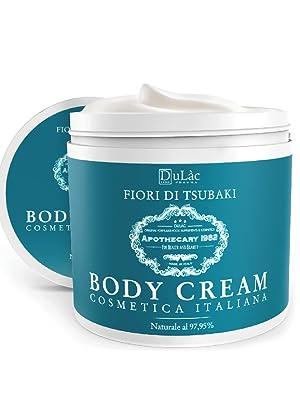 crème pour le corps