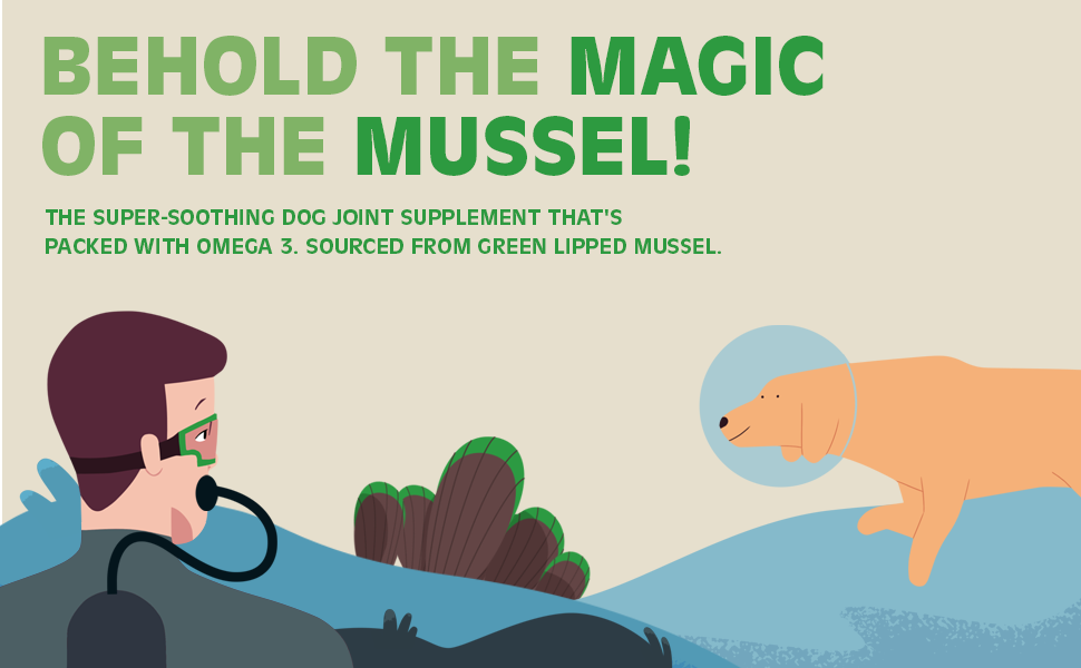 behold the magic of the mussel