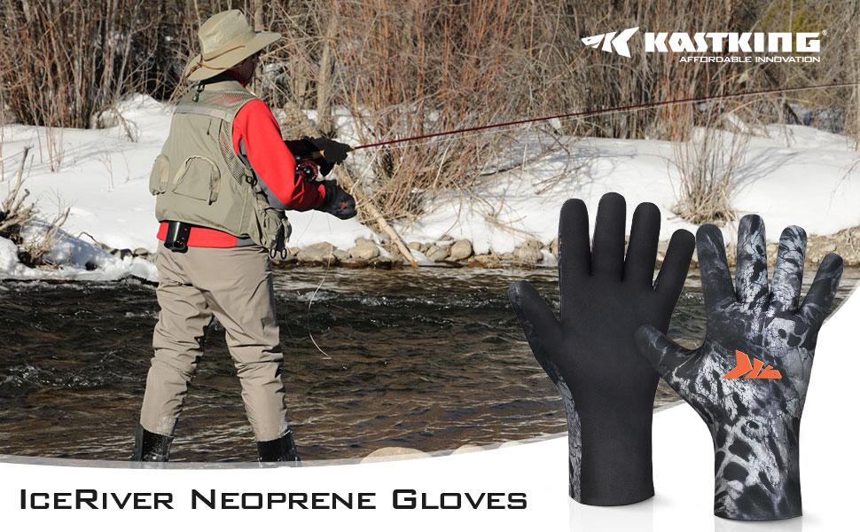 IceRiver Neoprene Gloves1
