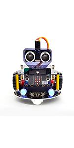microbit robot