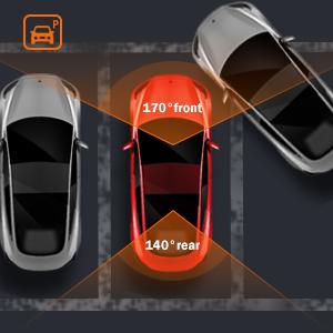Parking Monitor & Safe Parking
