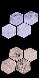 Hexagon Coasters