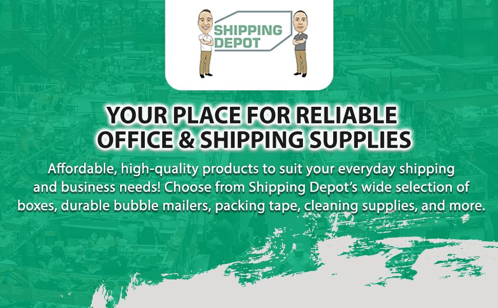 Shipping Depot EBC Template