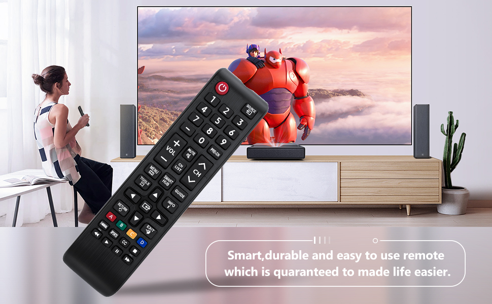 samsung remote control replacement