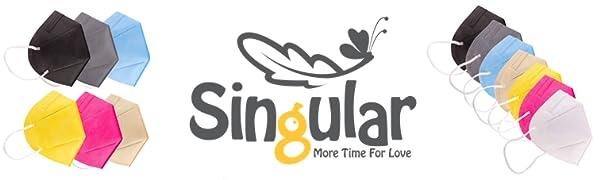 SingularN95 Mask