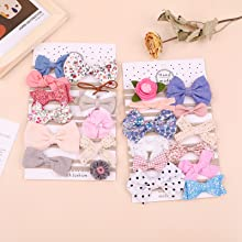 24pcs variety of headbands