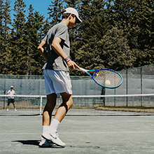 Tennis shorts sports