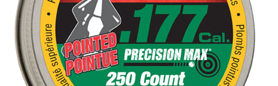 Pointed Lead Pellets .177