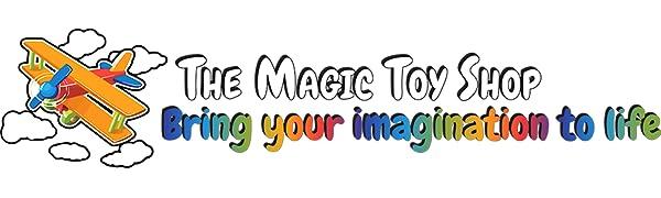 The Magic Toy Shop Logo
