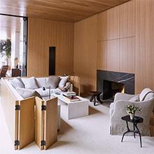california interiors, interior design, celebrity homes, clements design, california style
