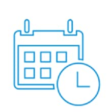 CFF25-10 Filter replacement schedule icon