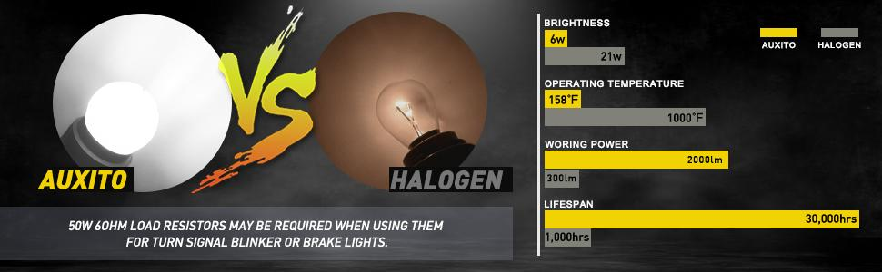 1156 led backup light bulbs