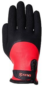 KAYGO waterproof work gloves KG140W