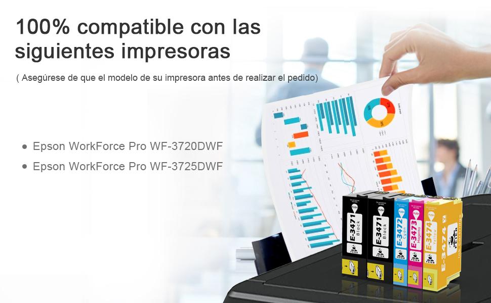 WF-3720DWF Epson WorkForce Pro WF-3725DWF wf-3720 wf 3720 wf3720 wf-3725 wf 3725 wf3725