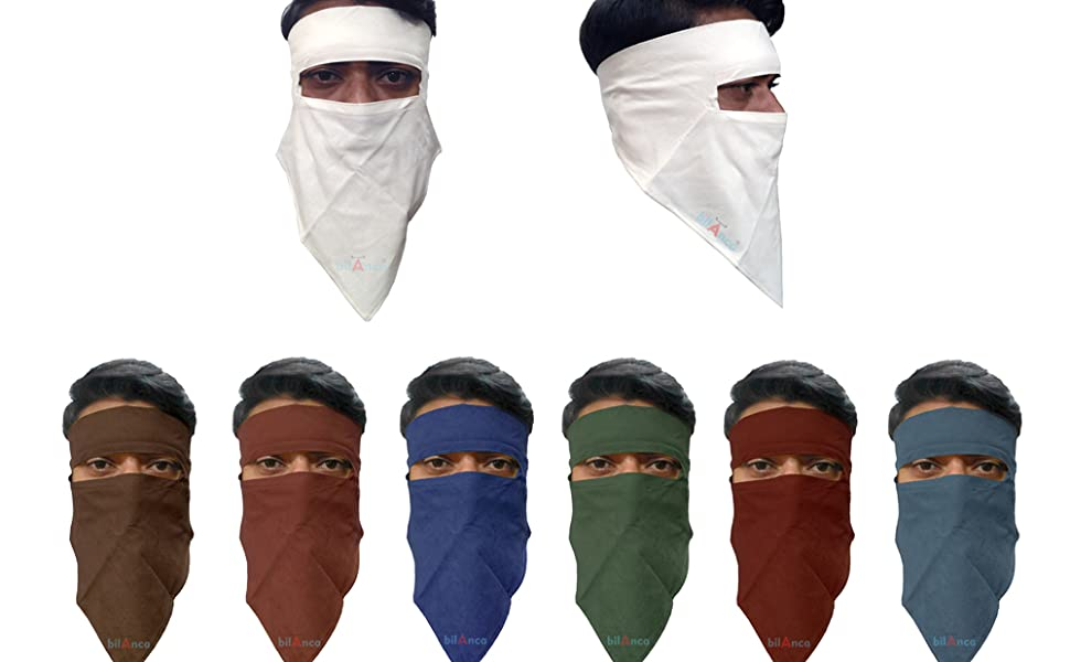 Pure Cotton stylish fashionable face mask