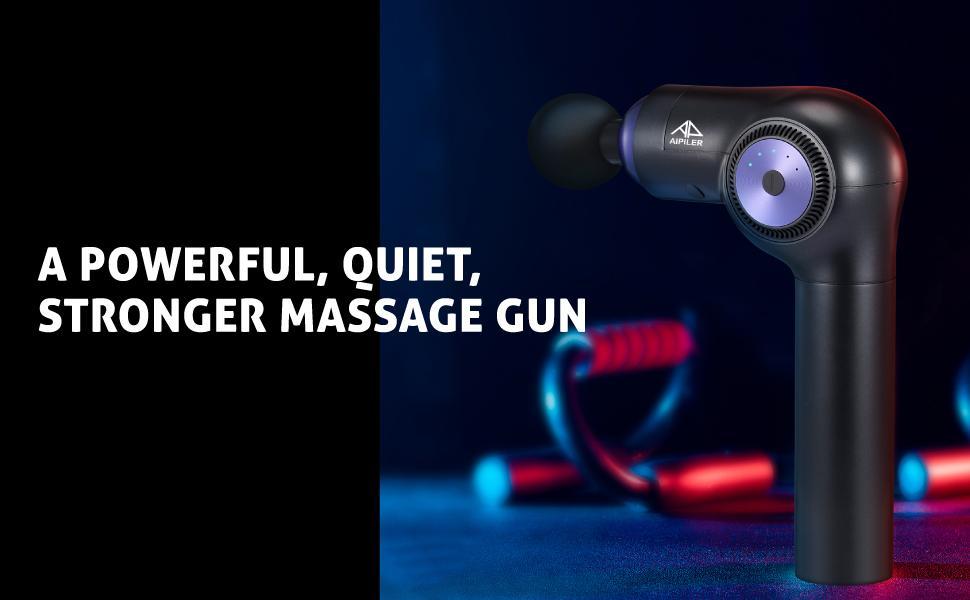 AIPILER massage gun