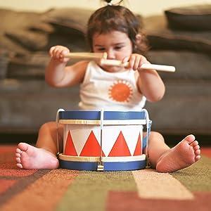 Schoenhut baby drum