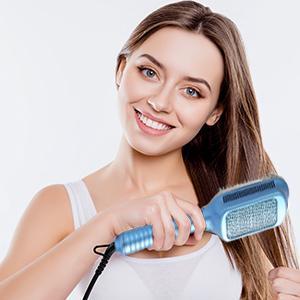spazzola lisciante senza fili