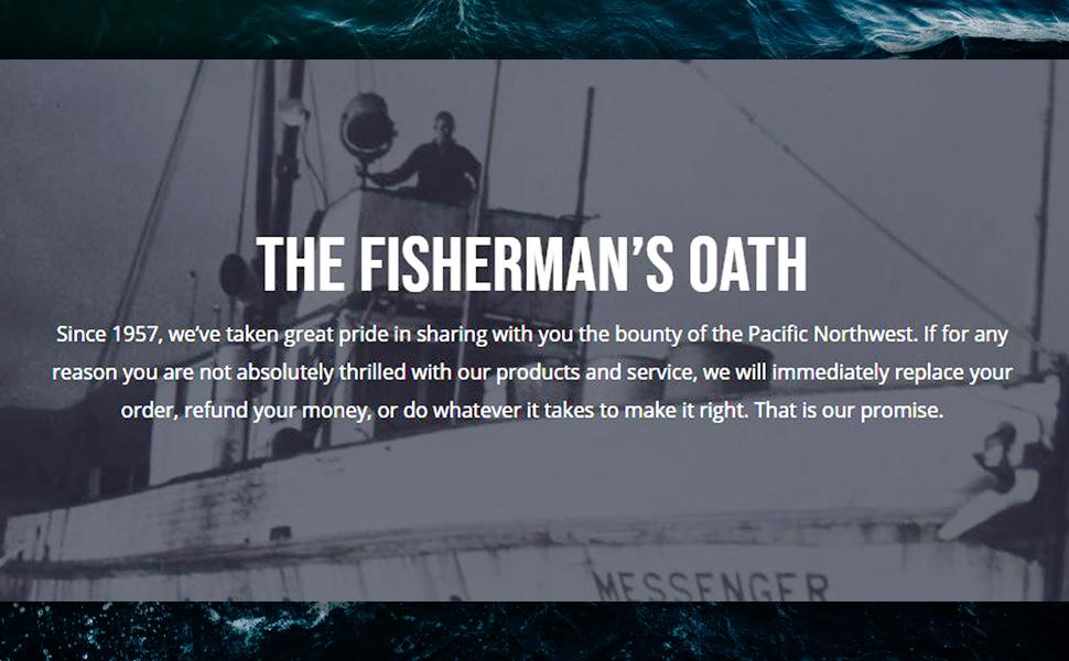 Fisherman's oath
