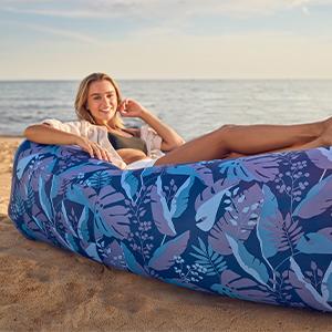 Inflatable Lounger Air Sofa