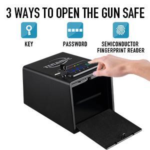 pistol safe