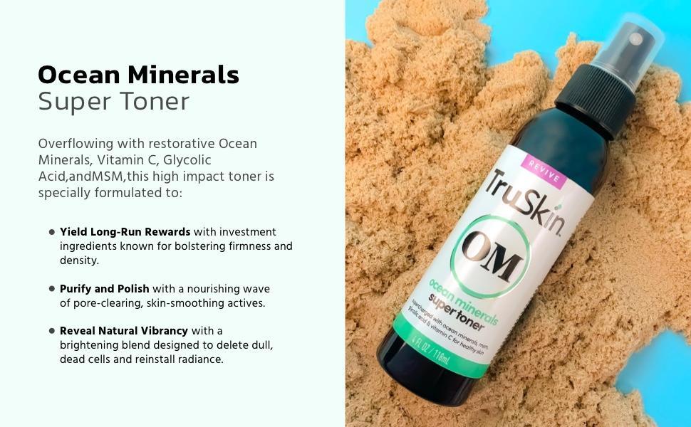 Ocean Minerals Super Toner hero image