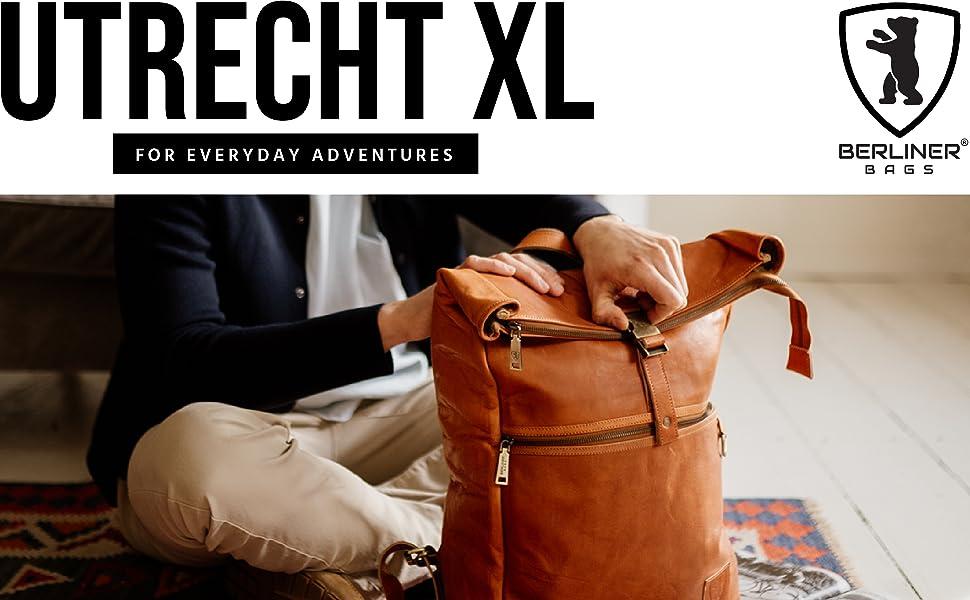 Utrecht XL For Everyday Adventures Berliner Bags