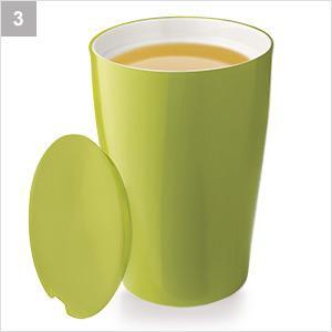 Single Steeps Tea Samplers, KATI Cup, Dissolve
