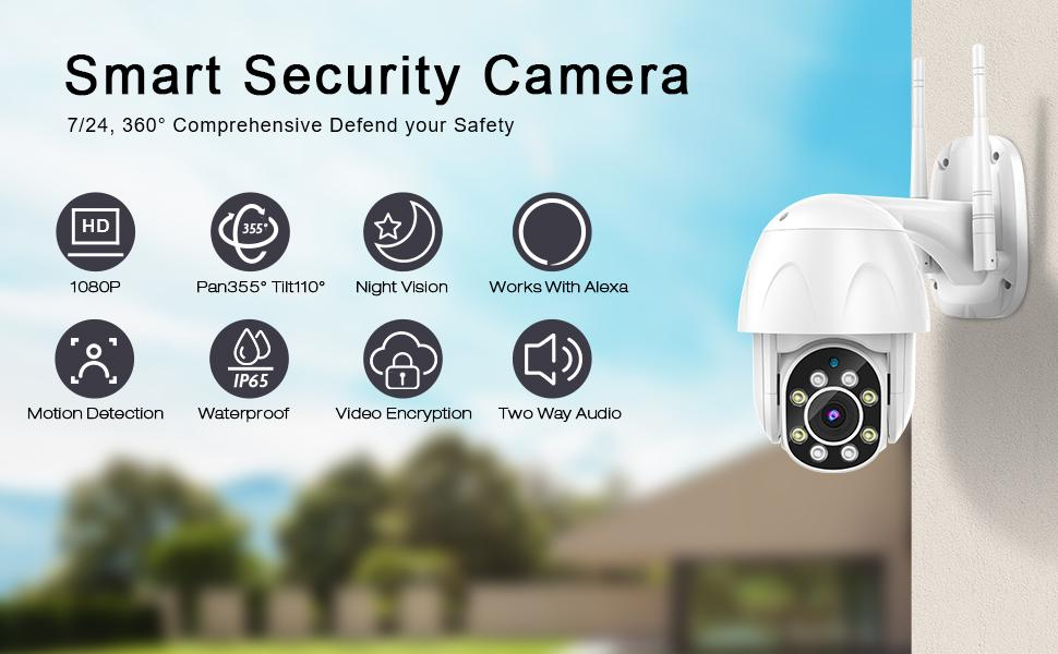 Canshuo Security Camera
