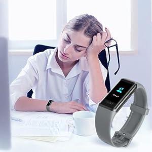 Stress Level Monitoring & Breath Training