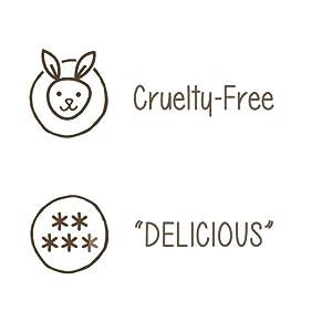 Cruelty-Free, Delicious